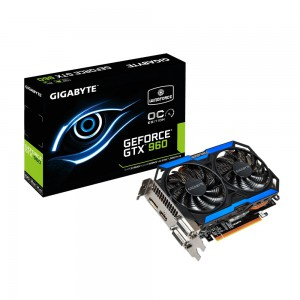 GIGABYTE GV-N960OC-2GD / GeForce GTX 960 /