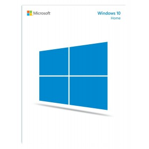 Microsoft Windows 10 Home 32-Bit - DVD