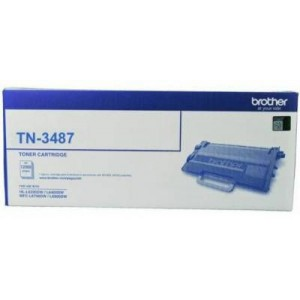 Brother TN3487 Black Toner Cartridge
