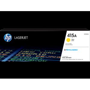 HP 415A Yellow LaserJet Toner Cartridge