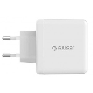 Orico 2-Port Smart Wall Charger 5V 2.4A