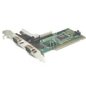 Chronos PCI 32bit 2 Serial (16C550 ) x1 Parallel I/O Card