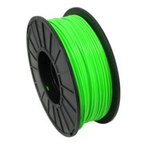 XYZprinting PLA Filament Neon Green