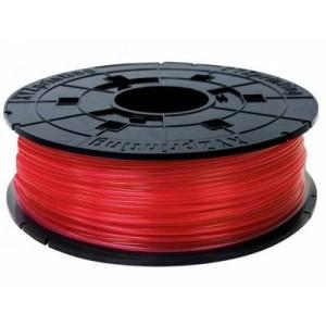 XYZprinting PLA Filament Clear Red