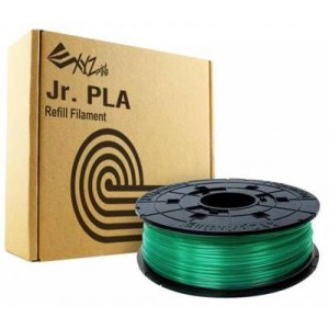 XYZprinting PLA Filament Clear Green