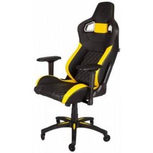Corsair T1 Race Black & Yellow Gaming Chair
