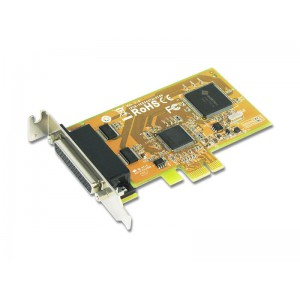 Sunix 5437HL 2-port RS-232 High Speed PCI Express Low Profile Serial Board