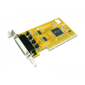 Sunix ser5037PHL 2 port High-speed Serial RS232 PCI Card