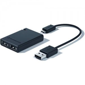 3Dconnexion 3DX-700051 Dual USB Hub