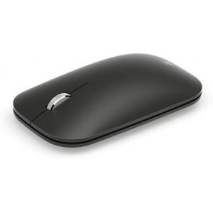 Microsoft W/less Modern Mobile Mouse - Black