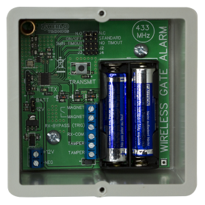 Sherlo Wireless Gate Alarm Code Hopping Transmitter - 403Mhz