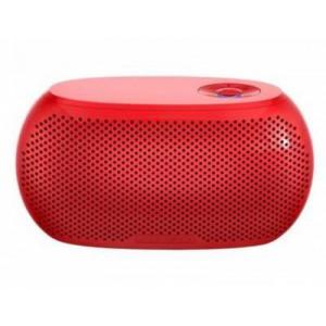 Microworld Sound Mini Speaker - Red