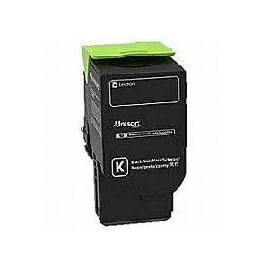 Lexmark C/m 2425 2535 2640 Black Extra High Yield Return Programme Toner Cartridge