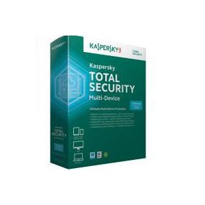 Kaspersky Total Security - Multi-Device Protection
