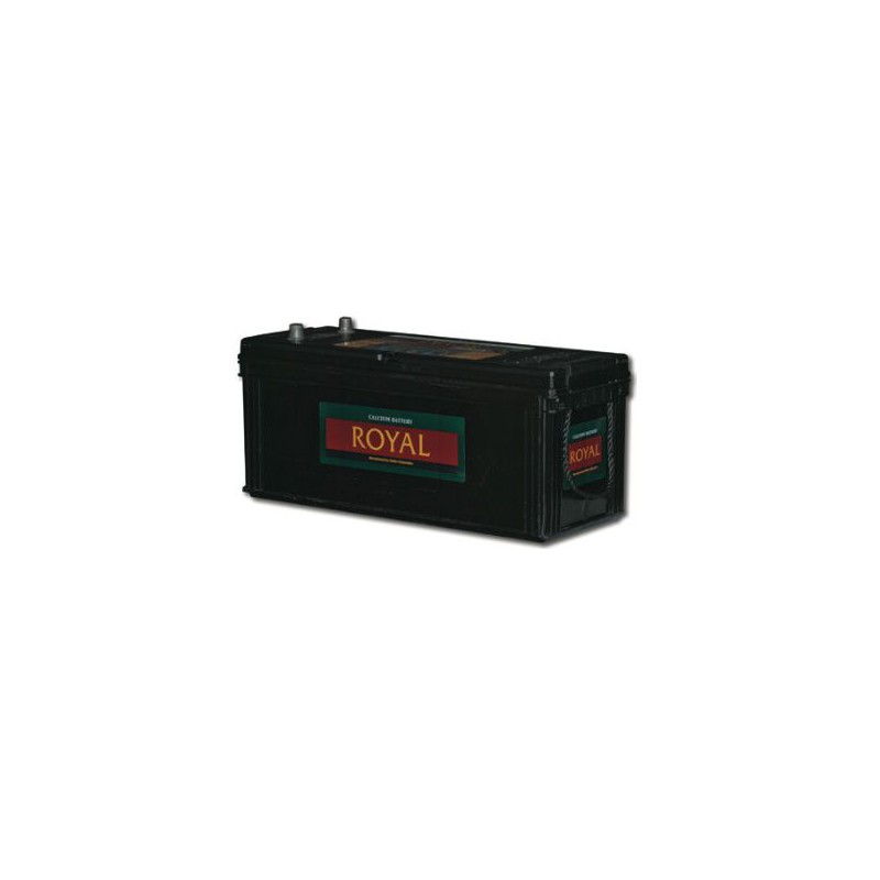 Royal N120 Semi-Sealed Maintenance Free Battery - 12 Volt