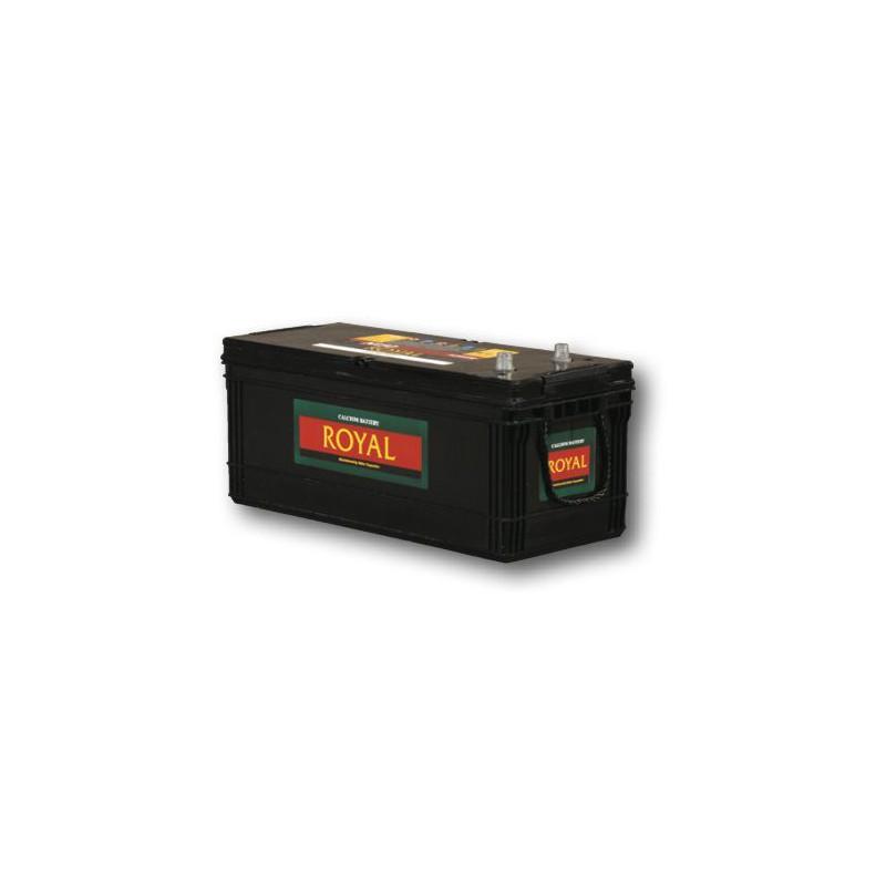 Royal N150 Semi-Sealed Maintenance Free Battery - 12 Volt