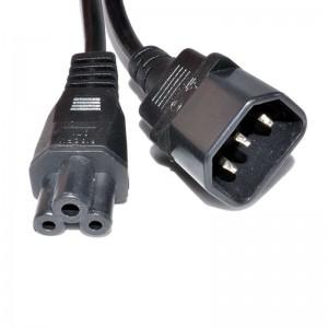Cable: IEC to Clover Convertor (Female  IEC to Clover Female)