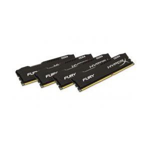 HyperX Fury HX429C17FBK4/64 64GB (16GB x4) DDR4 2933MHz Non ECC Memory RAM DIMM