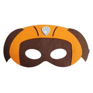 Paw Patrol Kids Mask - Zuma