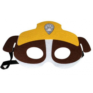 Paw Patrol Kids Mask - Rubble
