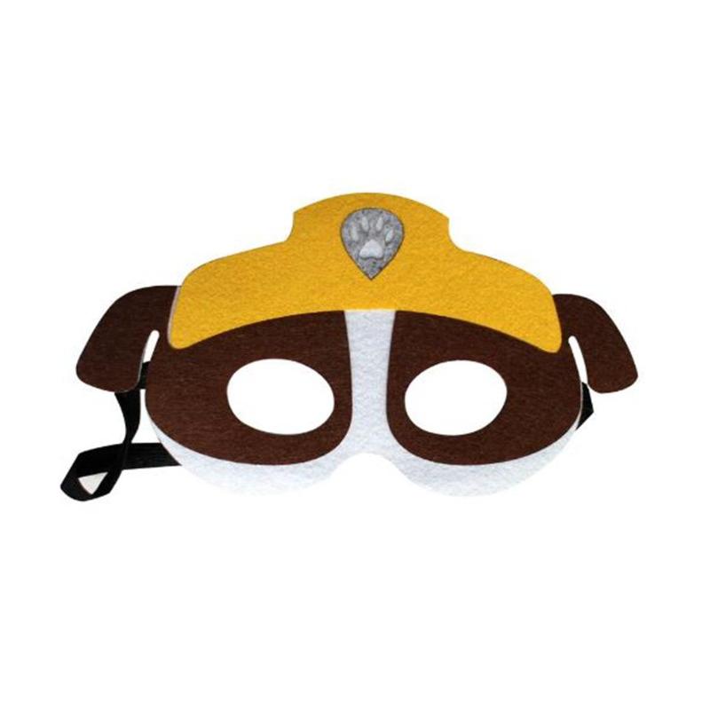 Paw Patrol Kids Mask - Rubble