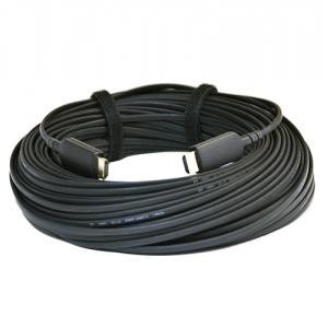 HDMI Active Optical Cable 4K@60Hz UHD Display - 50 meter