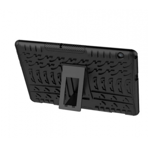 "TUFF-LUV Rugged Stand case for Huawei MediaPad T5 10.1"" - Black"
