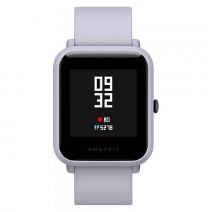 Amazfit Bip Fitness Smartwatch - White