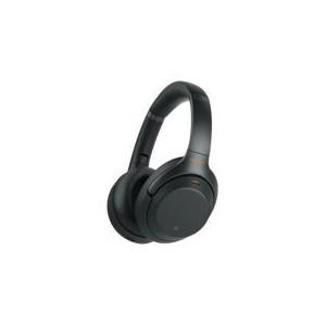 Sony WH-1000XMK3 Black Wireless Bluetooth NFC Headphone