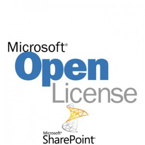 Microsoft Office SharePoint Server - LIC/SA PK ACP IN - 1 server - additional product - Medialess