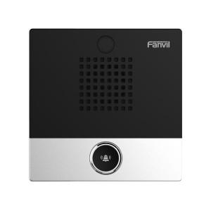 Fanvil 2SIP 1 Button IP54 Mini PoE Intercom
