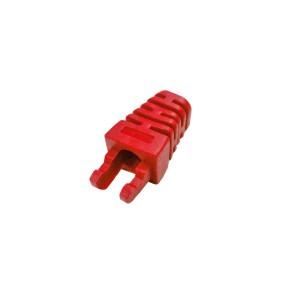 Linkbasic RJ45 Red Crimp Boot