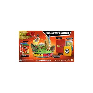 PlayStation 4 Game Dragon Ball Z Kakarot Collector's Edition
