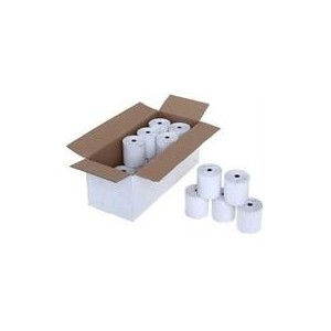 Thermal 57mm X 40mm Credit Card Paper Rolls