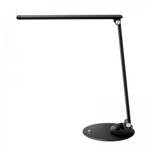Taotronics LED 420 Lumen Desk Lamp with USB 5 V/2A Charging Port - Black