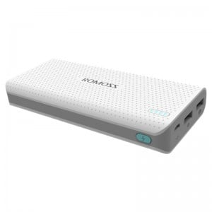 Romoss Sense 15 15000mAh Power Bank - White