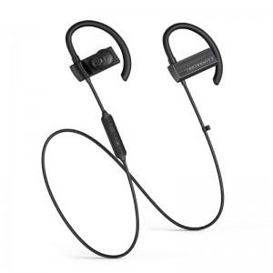 Taotronics TT-BH073 Wireless Stereo Bluetooth 5.0 IPX5 In-ear Headphones - Black