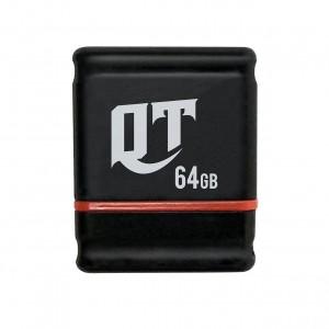 Patriot QT 64GB USB3.1 Flash Drive - Black