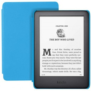 All-new Kindle Kids Edition- Blue Cover