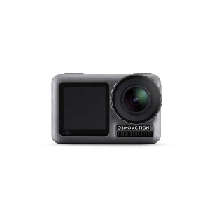 DJI Osmo Action Digital Camera with 2 Displays 4K HDR-Video 12MP 145° Angle