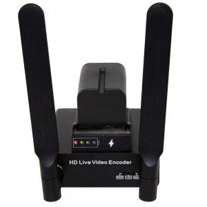 URayCoder MPEG4 Wireless HDMI to H.264 Video Audio Live Broadcast Encorder