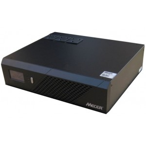 Mecer 2400VA (1440W) Inverter Battery Charger (UPS) - Intelligent Fan (Optional Solar Charge Controller)