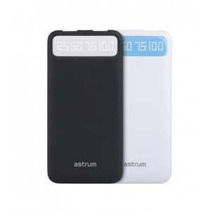Astrum 9000mAh Power Bank  2USB Type-C Quick Charge 3A