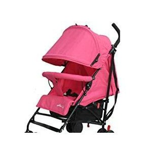Little Bambino Umbrella Travel Stroller - Pink