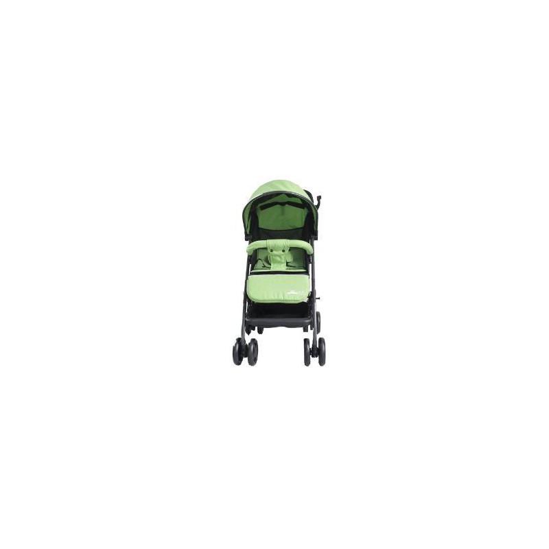 Little Bambino Snuggle Buddy Stroller - Green