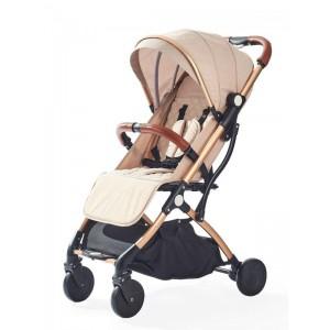 Little Bambino Travel Buggy Stroller - Khaki