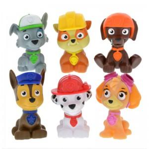 Nickelodeon Paw Patrol Plastic Figurines
