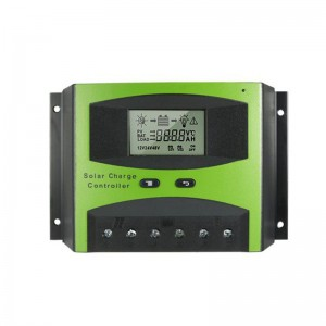 Solar Charge Controller - 24V - 60A