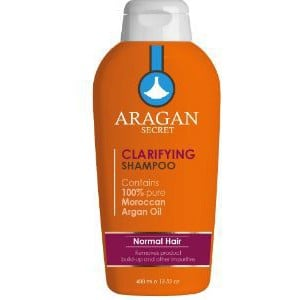 Aragan Secret Clarifying Shampoo
