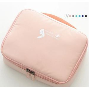 Homemark Cosmetic Bag - Pink